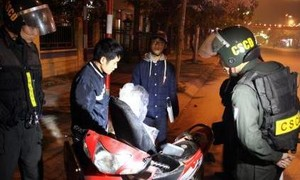 Bắt băng giả danh CSHS gây ra hơn 20 vụ cướp ở Sài Gòn và các tỉnh