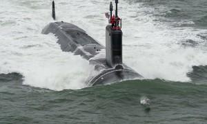 Hải quân Mỹ chi 22 tỷ USD đóng tàu ngầm đối trọng với Trung Quốc