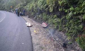 Cán bộ BQL rừng phòng hộ Phi Liêng tử vong nghi bị tông xe