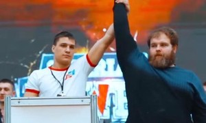 Giải vô địch... bạt tai thế giới năm 2019 bị tố thiếu công bằng