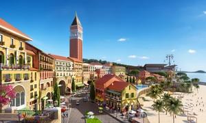 """""""Thị trấn du lịch Amalfi"""" quyến rũ trên đảo Ngọc"""