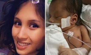 Dư luận Mỹ chấn động vì vụ cướp thai nhi ngay trong bụng mẹ