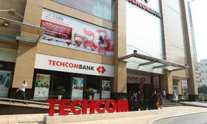 Techcombank - Thay đổi nhân sự cấp cao