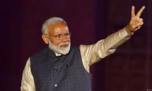 Thủ tướng Modi bắt đầu thảo luận thành lập nội các