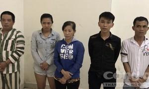 Bắt băng chuyên nghiệp trộm gần chục xe máy ở Sài Gòn