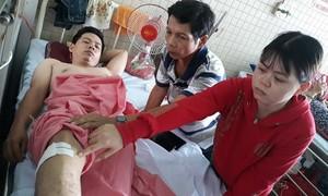 """Bộ Y tế chỉ đạo vụ """"gãy đốt sống ngực, bị khoan cẳng chân"""" ở BV Chợ Rẫy"""