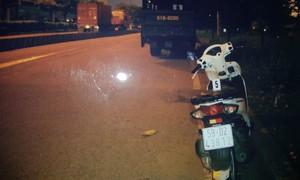 Cô gái chết bất thường trên xa lộ Hà Nội