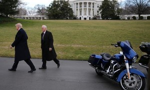 Trump tức giận khi Harley-Davidson nói mở nhà máy ở Trung Quốc