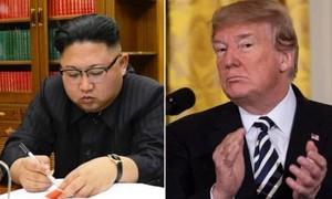 Lãnh đạo Triều Tiên 'đánh giá cao' bức thư từ Tổng tống Mỹ