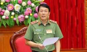 Bộ Công an cử người hướng dẫn CQĐT Công an tỉnh Vĩnh Phúc
