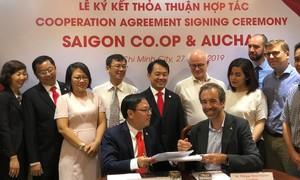 Saigon Co.op tiếp quản toàn bộ hệ thống siêu thị Auchan tại Việt Nam