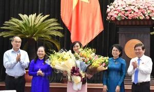 Giám đốc Sở Tài chính làm Phó Chủ tịch HĐND TP.HCM