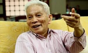 Giáo sư Hoàng Tụy – cây đại thụ của nền Toán học Việt Nam