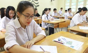 Đại học tốp trên và tốp giữa thuận lợi trong xét tuyển