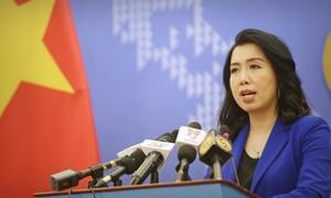 Lực lượng chức năng trên biển của Việt Nam thực thi chủ quyền một cách hoà bình
