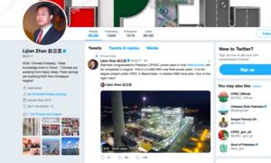 """Trung Quốc lập """"mặt trận"""" phản pháo ngoại giao trên Twitter"""