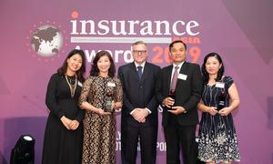 Prudential nhận 3 giải thưởng danh giá