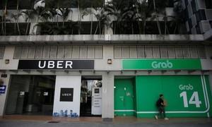 Kiến nghị xem xét lại thương vụ Grab mua Uber ở Việt Nam