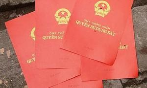 Cán bộ đăng ký đất đai làm giả nhiều sổ đỏ lừa ngân hàng 11 tỷ đồng
