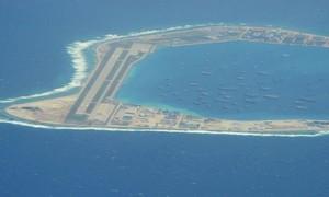Mỹ cần cảnh giác với các căn cứ Trung Quốc xây trái phép ở Biển Đông