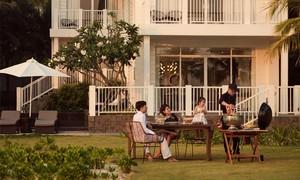 Trải nghiệm ẩm thực độc đáo tại mỗi căn Villa riêng tư