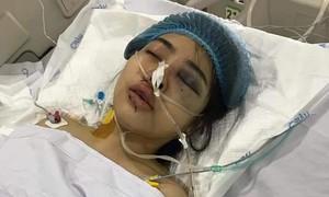 Nữ sinh viên nhà nghèo gặp tai nạn nguy kịch trên đường đi nhập học