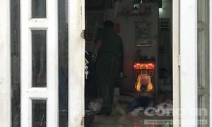 Người đàn ông chết bất thường trên nền nhà ở Sài Gòn