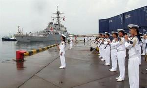 Trung Quốc từ chối cho tàu chiến Mỹ thăm cảng
