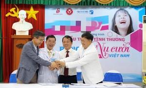 """Chung tay thực hiện """"Rạng rỡ nụ cười Việt Nam 2019"""""""