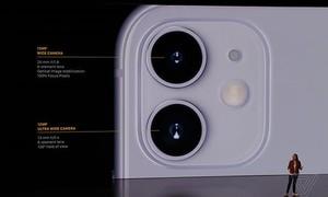 Có gì qua bộ ba iPhone 11, Pro và Max vừa được Apple công bố?