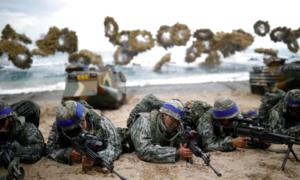 Hàn – Triều ngày càng chi bạo cho quốc phòng để đối phó nhau
