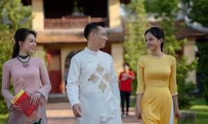 MC Thanh Trúc tạo dấu ấn bất ngờ tại LH Truyền hình CAND 2019