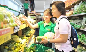 Co.op Food vượt mốc 400 cửa hàng