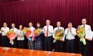Ban Chấp hành Đảng bộ TPHCM có thêm 5 ủy viên