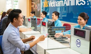 Vietnam Airlines Group mở bán gần 2 triệu vé máy bay dịp Tết