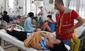 Triệu tập đối tượng đánh vợ dã man ở Tây Ninh