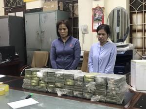 Phá đường dây ma túy xuyên quốc gia cực lớn do các nữ quái điều hành, thu 80 bánh heroin