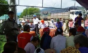 Quảng Nam: Lãnh đạo nhà máy cồn xin lỗi người dân sau sự cố môi trường