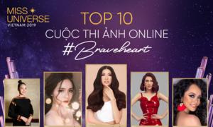 """Phạm Hồng Thúy Vân chiến thắng cuộc thi ảnh """"Miss Universe online"""""""