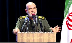 Iran doạ tung đòn huỷ diệt bất kỳ ai đến xâm lược nước mình