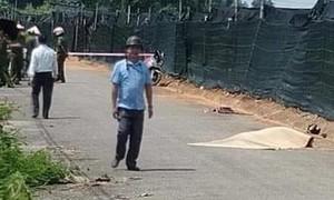 Vụ cô giáo cấp 2 bị sát hại giữa đường: Bắt nghi phạm