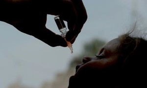 Tưởng đã thanh toán dứt, bệnh bại liệt nay đã quay lại Philippines