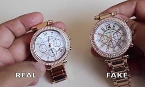 Cái kết đắng khi mua đồng hồ Michael Kors nữ giảm giá sâu