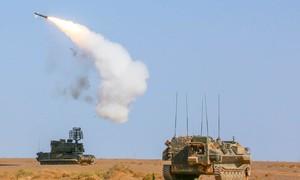 Máy bay Ukraine bị Iran bắn hạ bằng bằng tên lửa Tor-M1