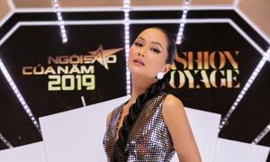 """Hoa hậu H'hen Niê được vinh danh """"Mỹ nhân của năm"""""""