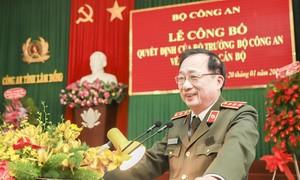 Phó giám đốc Công an tỉnh Đắc Nông làm Giám đốc Công an tỉnh Lâm Đồng