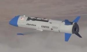 """Mỹ thử máy bay không người lái tấn công kiểu """"bầy đàn"""""""
