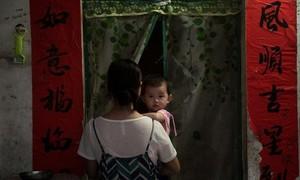 Dù bỏ chính sách 1 con, tỷ suất sinh của Trung Quốc vẫn thấp kỷ lục