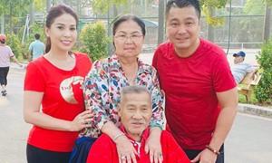 Gia đình NSND Lý Huỳnh đón Tết
