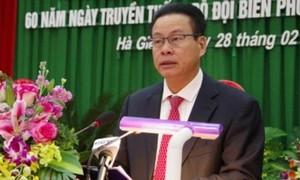 Thủ tướng kỷ luật Chủ tịch và Phó chủ tịch tỉnh Hà Giang